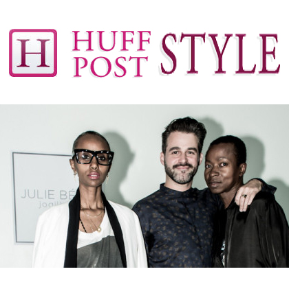HuffPost Style : Styles de soirée: le lancement de la collection de bijoux de Julie Bégin (PHOTOS)