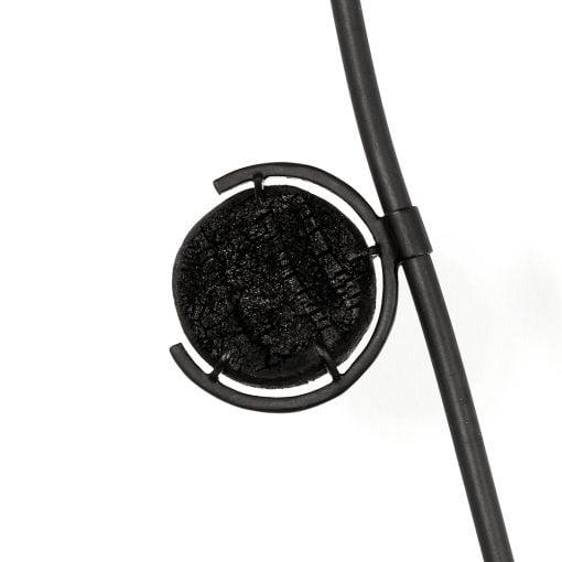 To Arvo Pärt - Fratres, collar, pieza única, 2017