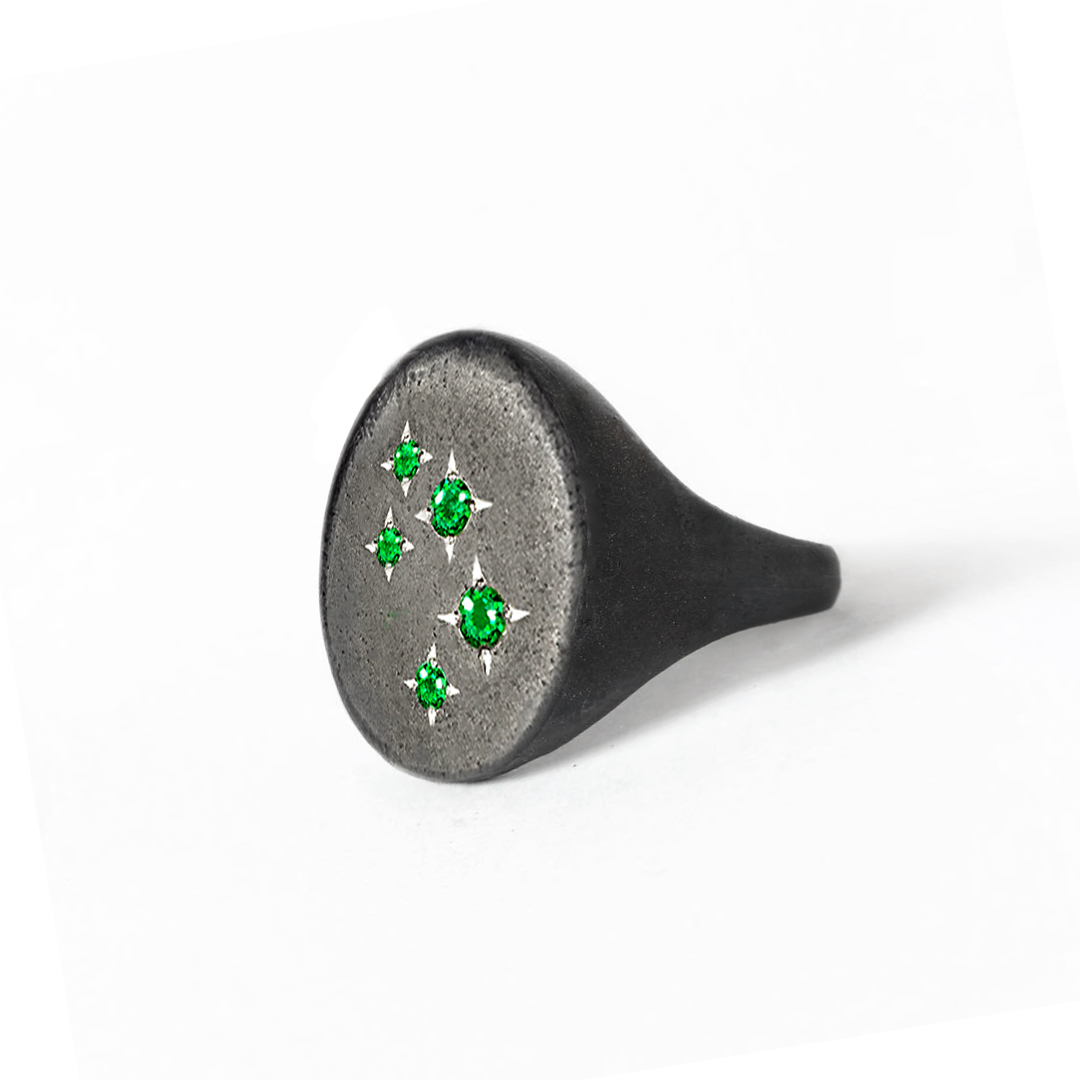 ENVY chevaliere ring
