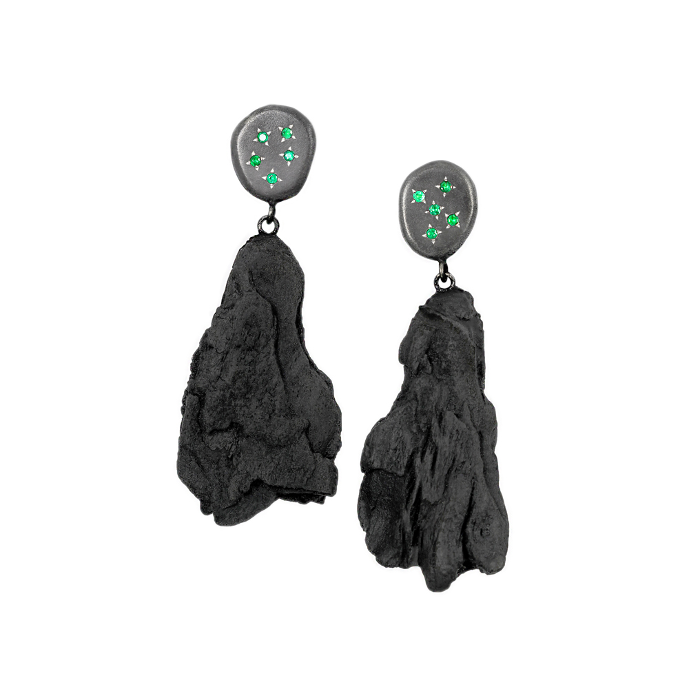 Envy, Earrings #1, 2018