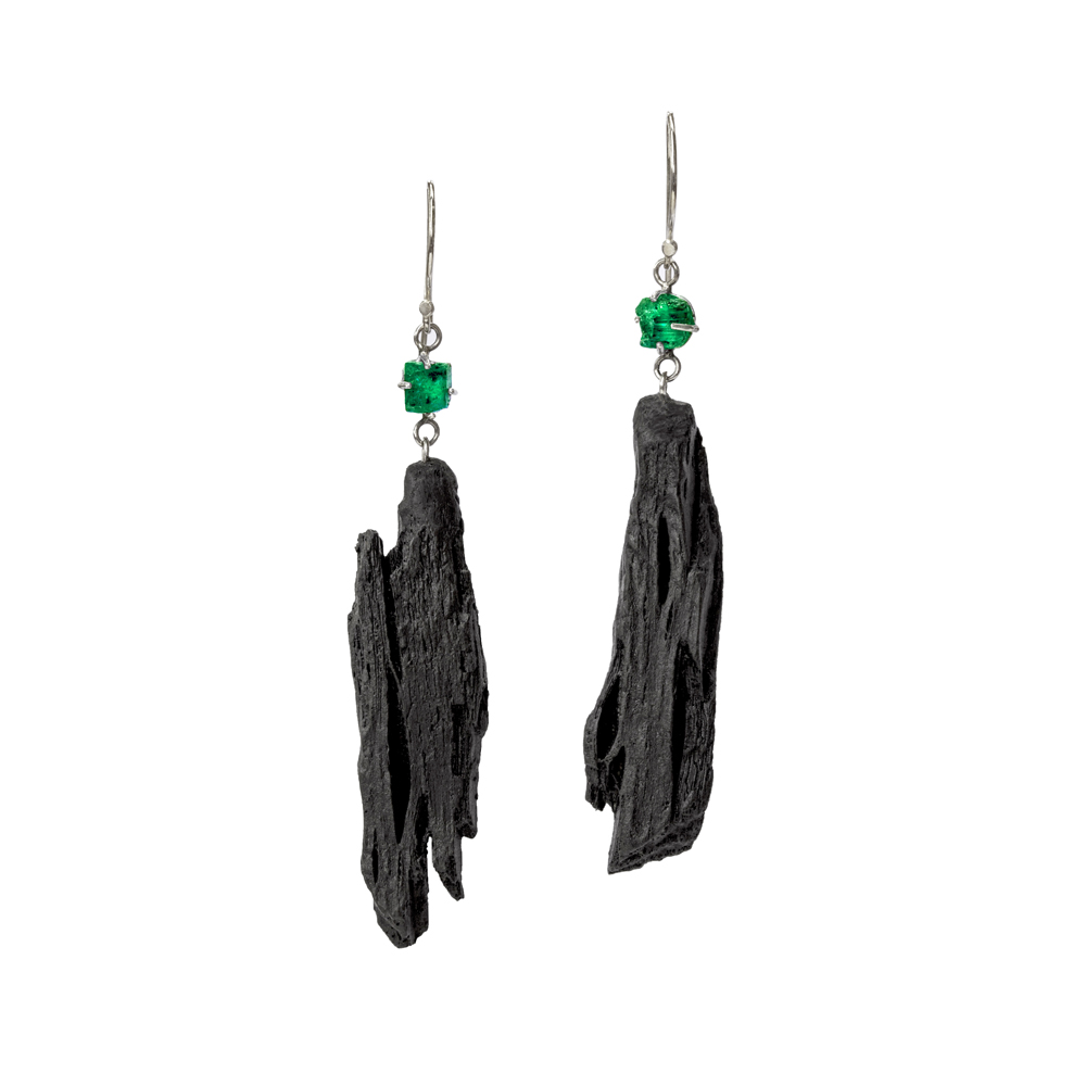 Envy, Earrings #5, 2019