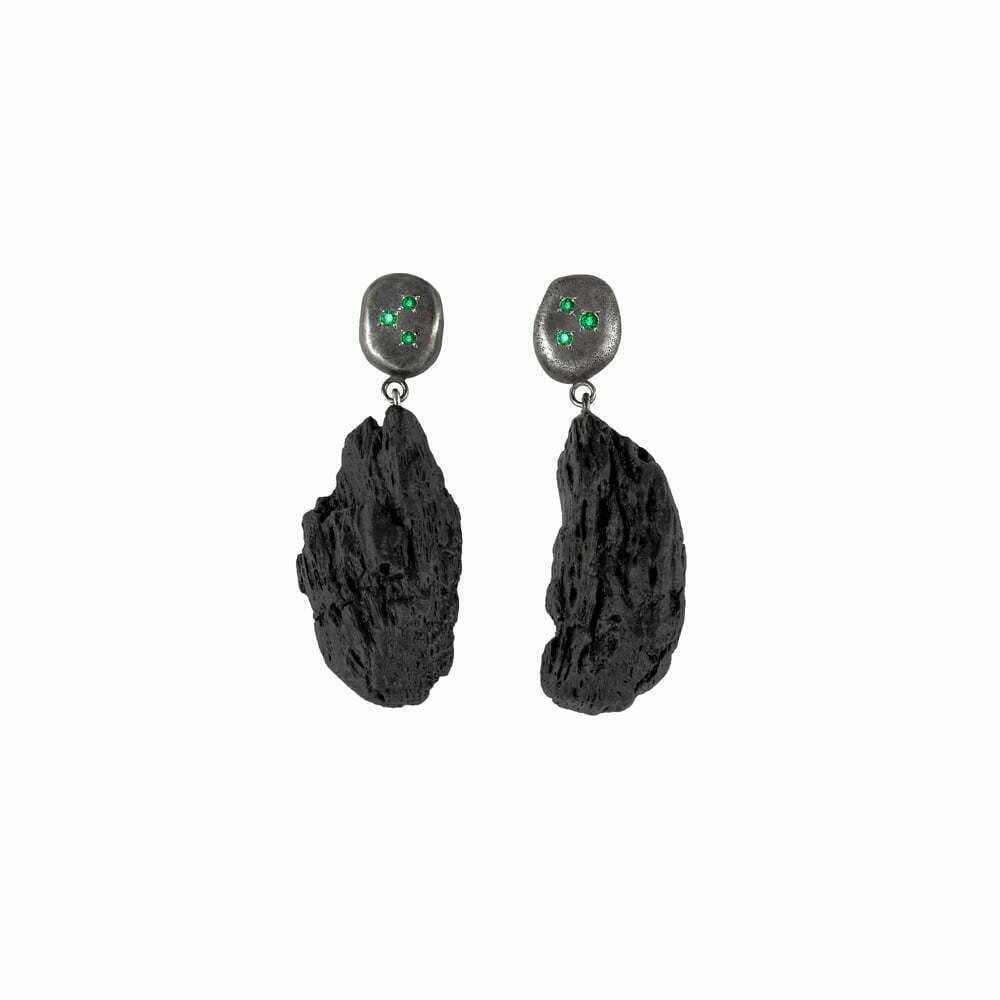 Envy, Earrings #6, 2019
