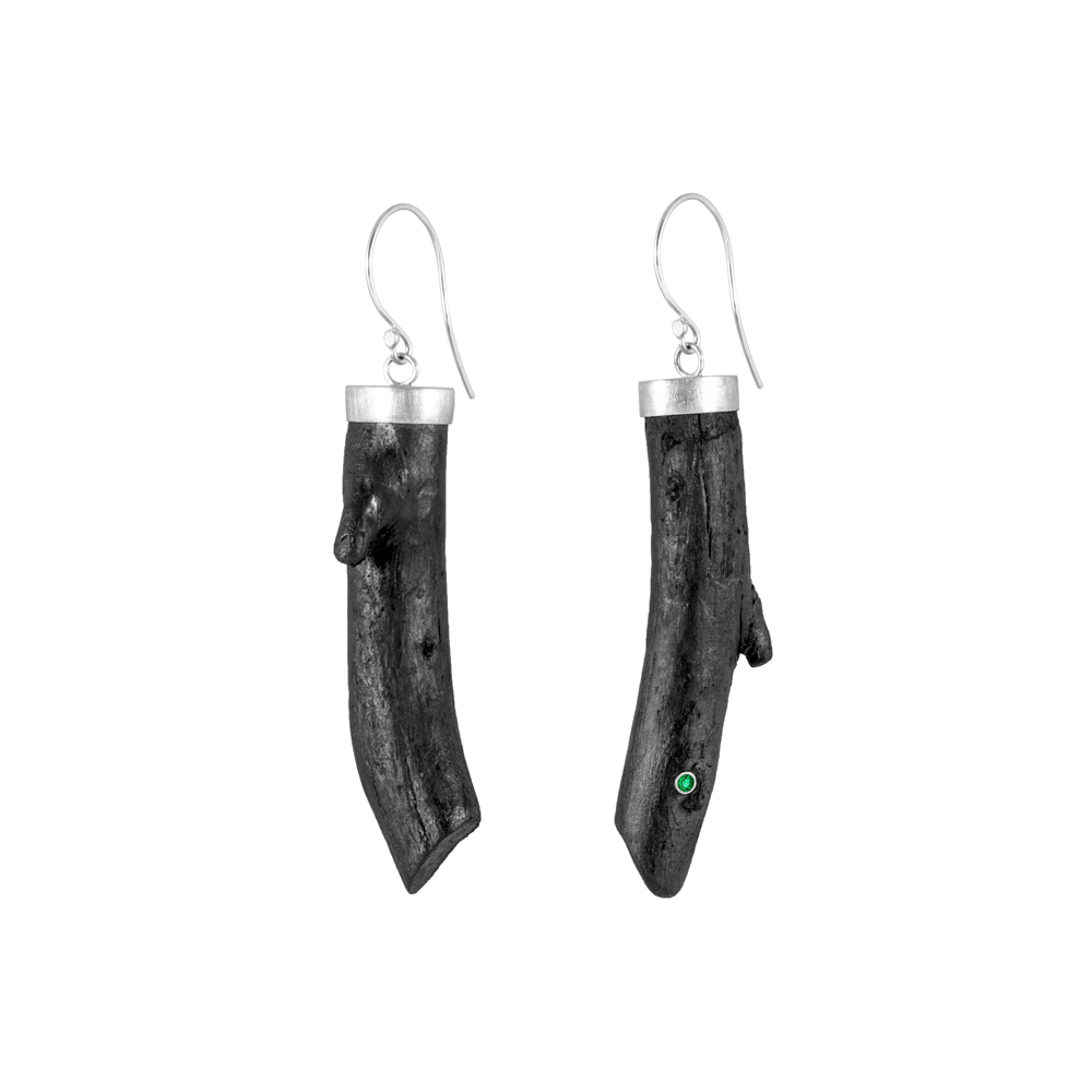 Envy, Earrings #8, 2019